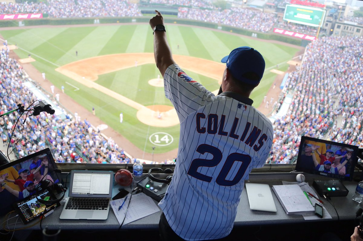 Let's Go @Cubs!! 11 wins to go!! https://t.co/C76TDWCrmk