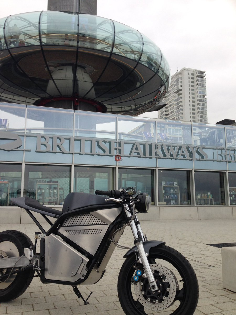 British Airways I360 On Twitter Bmw I8 Phaser Type 1 Prototype