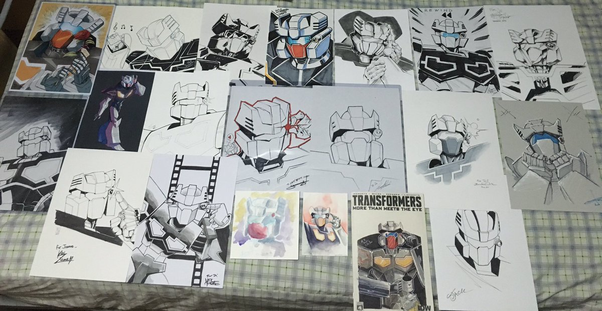 As promised, the current #MTMTE Rewind art collection presented for #LostLightFest :) https://t.co/rHy8QgP4tT