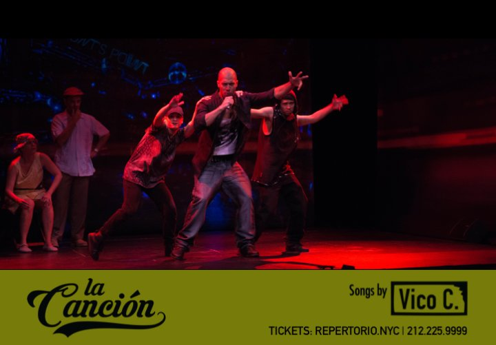 LA CANCI�N, THE MUSICAL