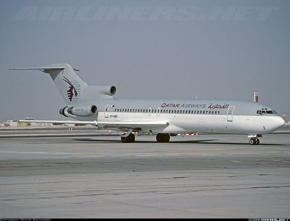 @AirlineFlyer @NYCAviation @e_russell last time Qatar operated narrowbody Boeing, they were these https://t.co/3ATBPMGW4n