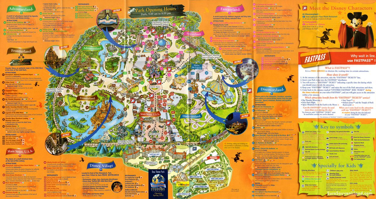 euro souvenirland on twitter dlpmemorabilia disneyland paris halloween park guide map from. Black Bedroom Furniture Sets. Home Design Ideas