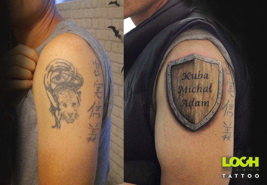 Loch Studio Tatuażu On Twitter Cover Tatuaż
