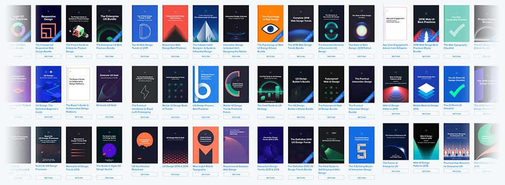 Dozens of UX e-books. Free for you. https://t.co/WpYE9h3hBD https://t.co/iK9VFDZFO1