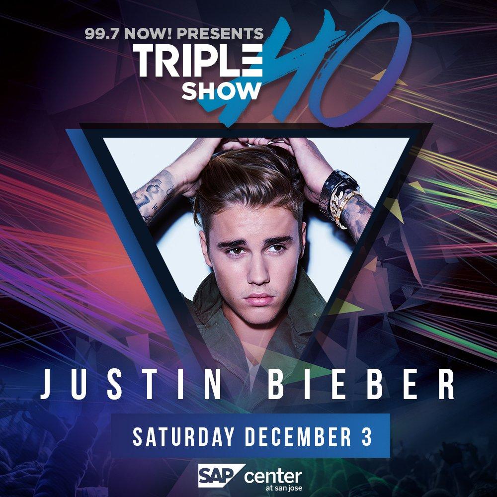 .@997NOW Presents #997TripleHoShow Artist @justinbieber https://t.co/VoFHRo1sgK