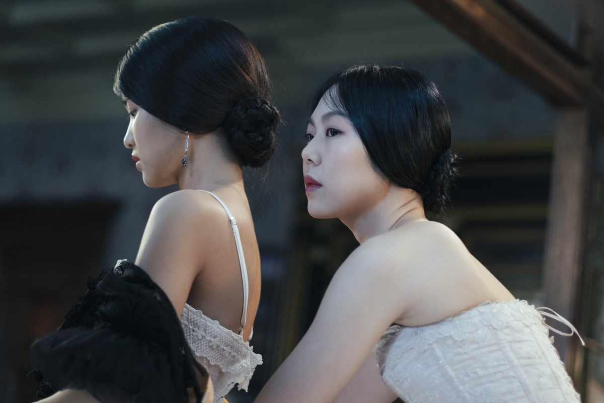 foto Kim Min Hee And Kim Tae Ri Nude Lesbian Sex Scene From The Handmaiden