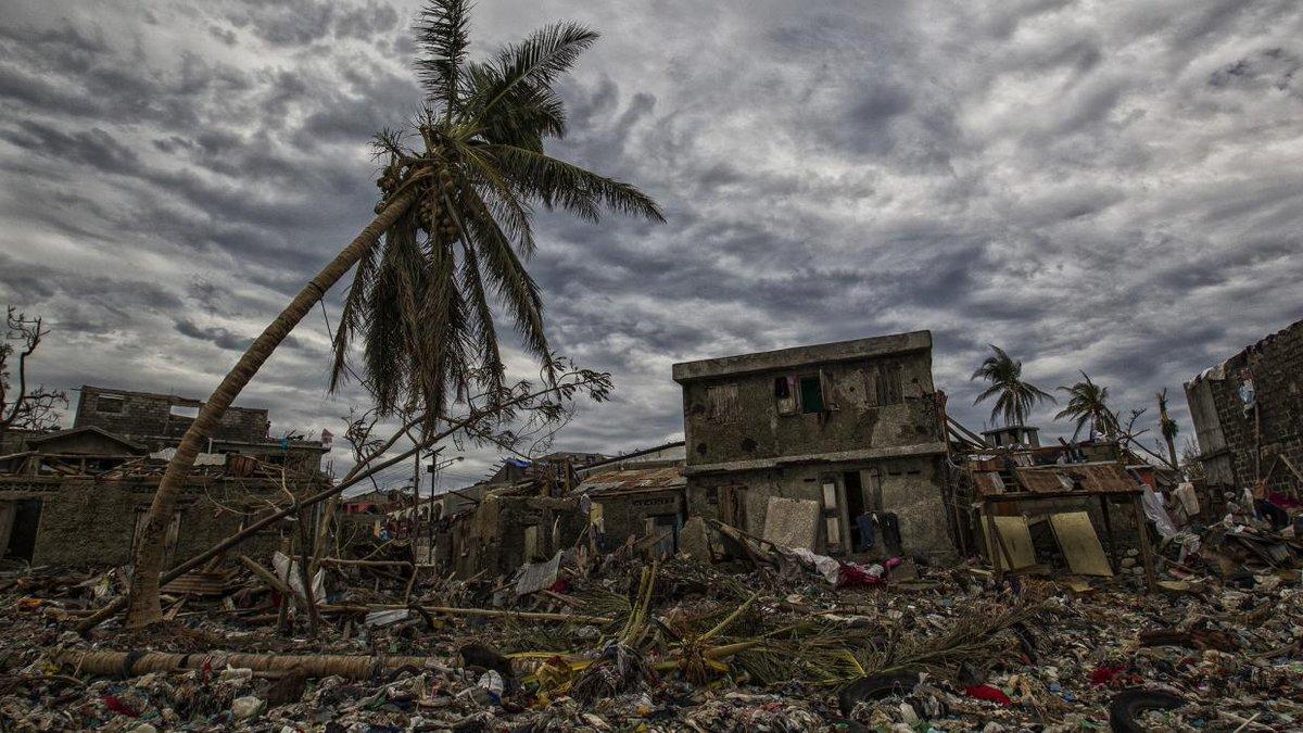 Haiti, l'uragano Matthew fa una strage