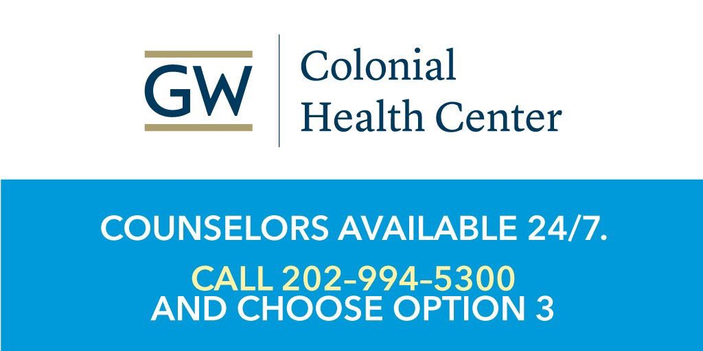 Gw center for sexual health
