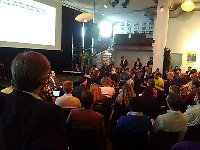 La #civictech n'a pas encore trouvé son modèle économique insiste @RomainSlitine, Pdt de @OpenGovFr https://t.co/Tvv7YLfaPI