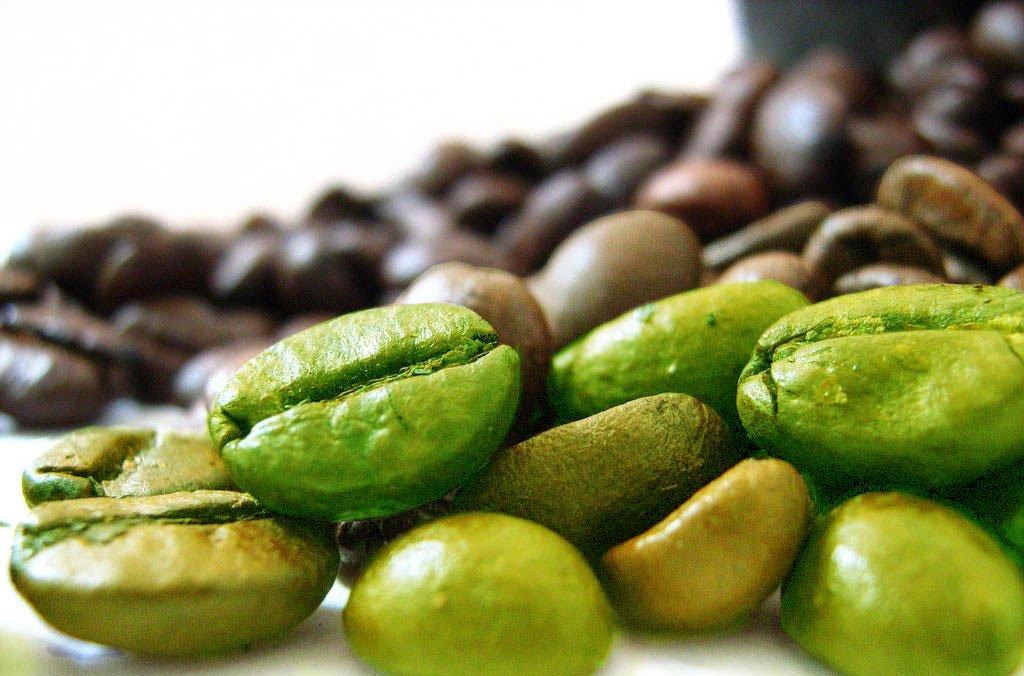 Диета Зеленое Кофе.