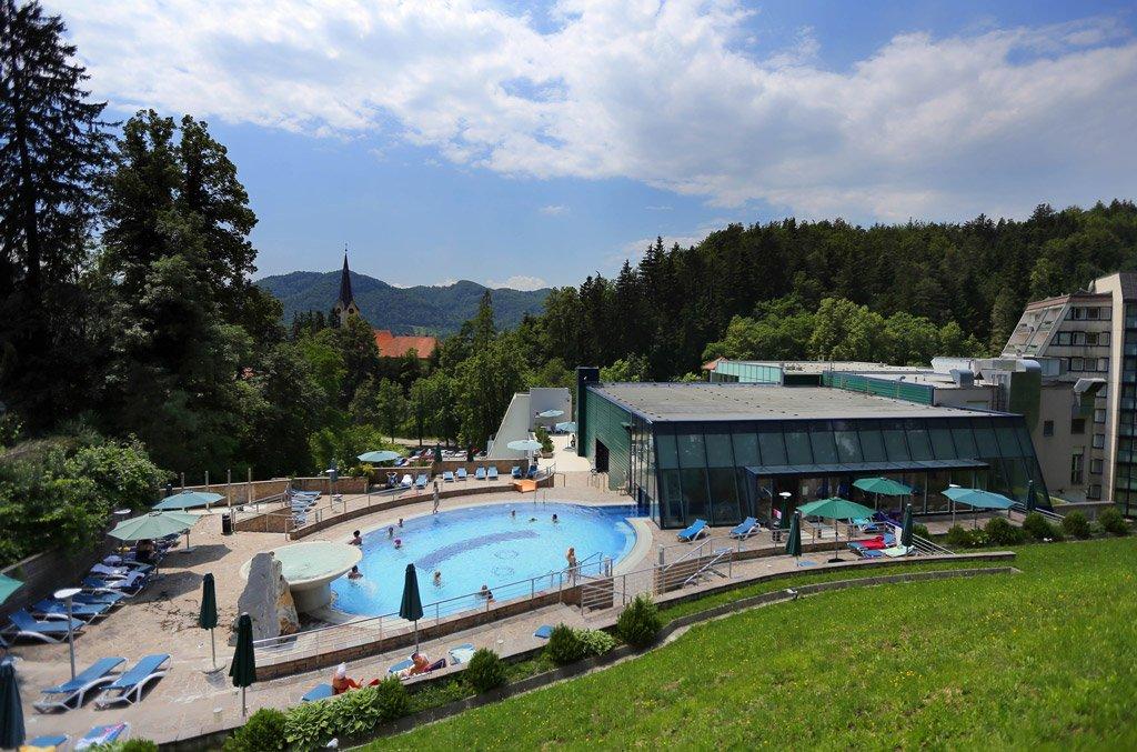 Terme Dobrna Benessere: in Slovenia tra divertimento e relax