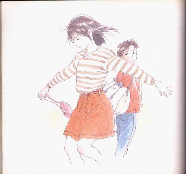 まんだらけ中野店 マニア館 в Твиттере: «メインは近藤勝也氏の里伽子イラスト集。 氷室冴子女史によって書き下ろされた拓から里伽子への手紙も掲載。 海がきこえるファンはもちろん、里伽子で女性観をこじらせた諸兄、必携の一冊ですよ。  明日店頭に出します。通販は13時から。… »