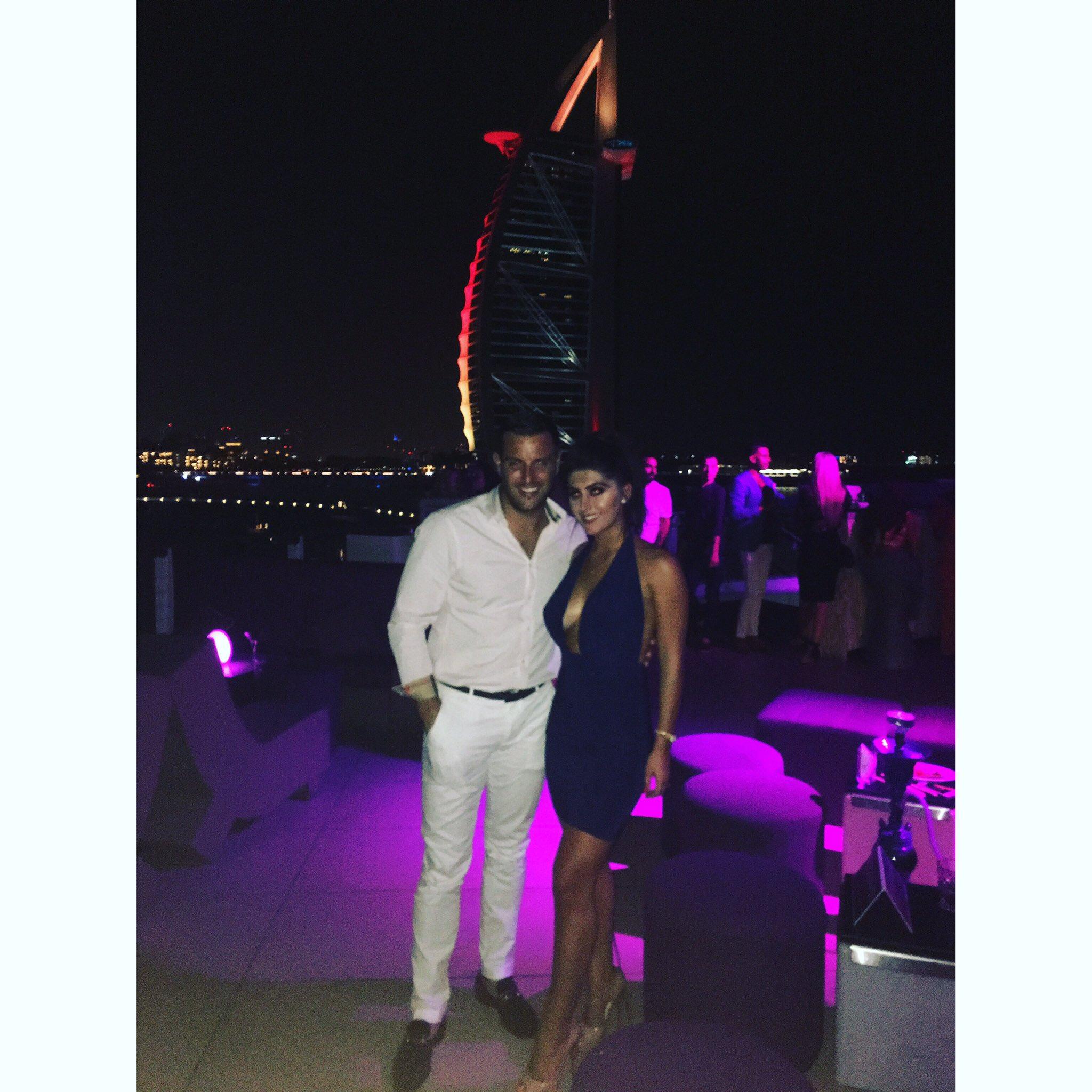 Last night... beautiful back drop... #360Bar #Dubai @SadieStuart https://t.co/qAYKwxd54Z