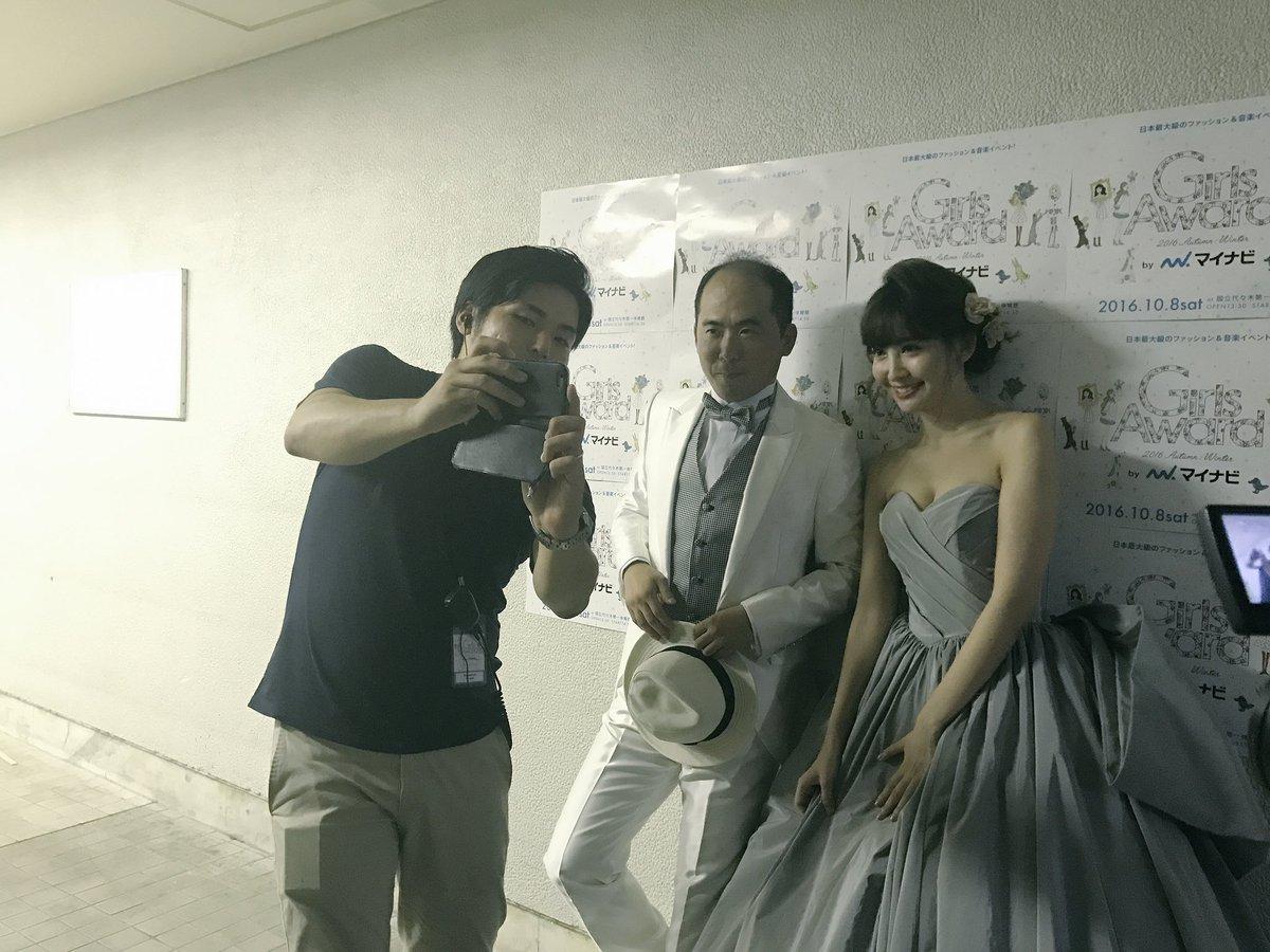 斉藤さんとセクシーな小嶋陽菜