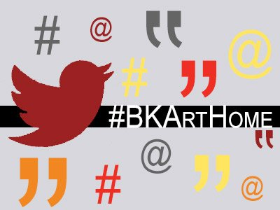 Our chats r back! This season we're gathering once a month to talk #BKArtHome. Evry 2nd Wed @ 12:30p ET. Join us OCT. 12 & share ur art home https://t.co/yCa95kd9SD