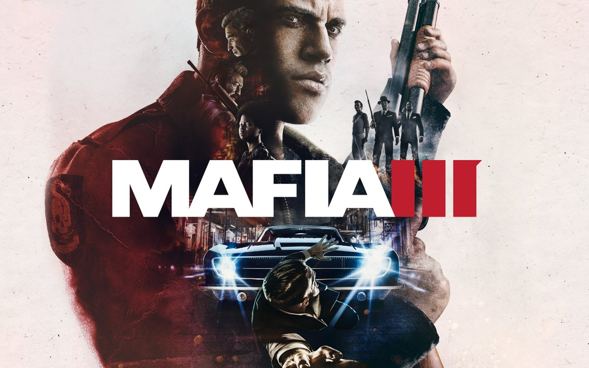 Mafia III PS4 FULL GAME CODE GIVEAWAY!   RT + Follow to enter! (Code provided by 2k) https://t.co/xU4HH7a95I