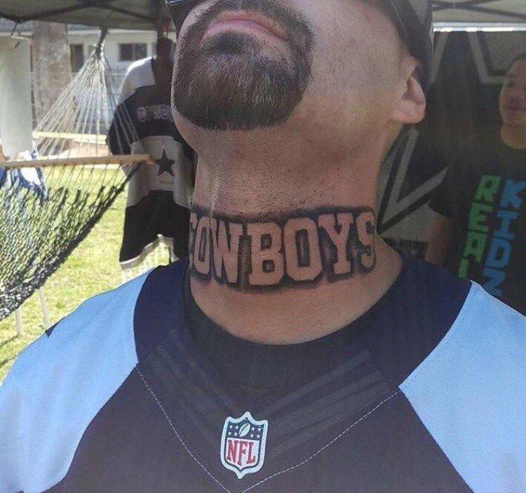 Jon Machota On Twitter Searched Dallas Cowboys Tattoos