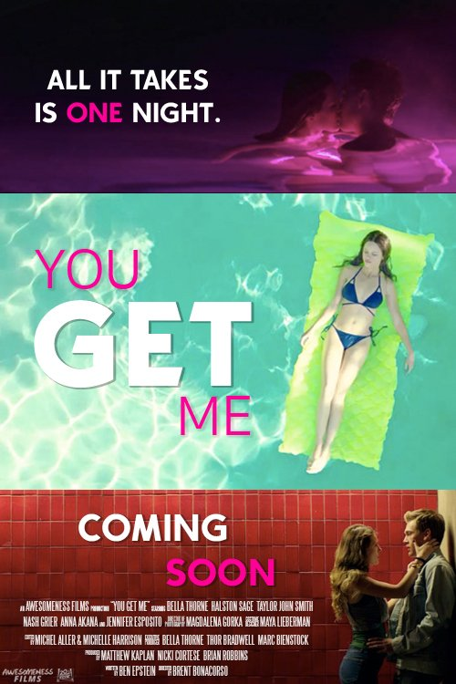 You Get Me (2017) Worldfree4u – Full Movie Dual Audio BRRip 720P English ESubs