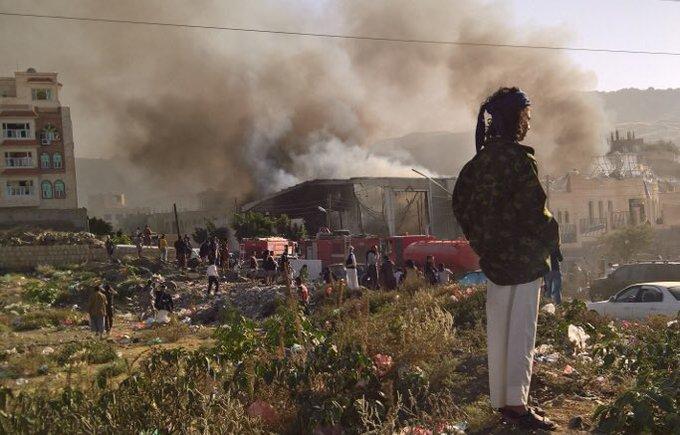 متابعة تطور الأحداث في اليمن - موضوع موحد - صفحة 4 CuQFqyRWIAAtzGE