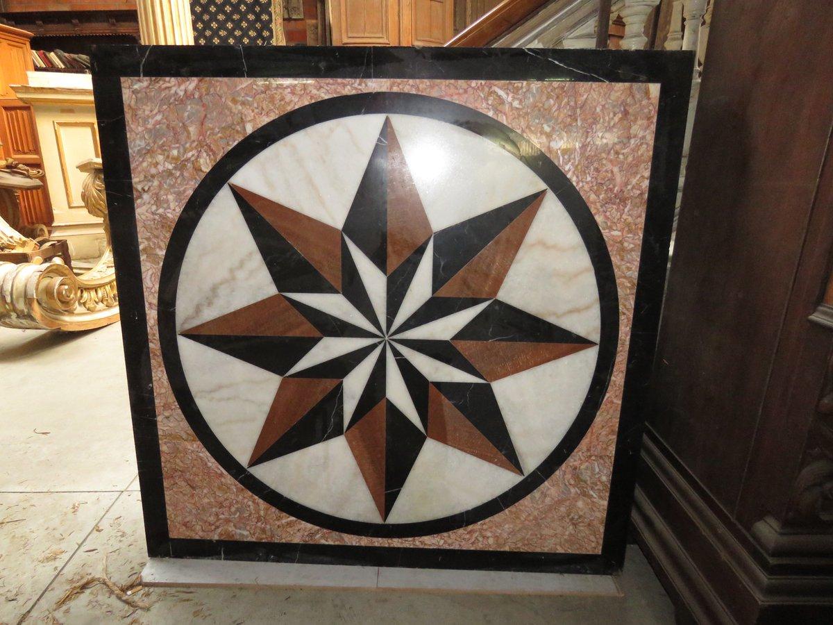 """Medussa Antiek On Twitter: """"Marble Floor Tiles For Sale @MedussaAntiques , 2 Different Patterns: Star And Flower #marmerenvloeren #vloermarmer #floorings #vloertegels… Https://t.co/go95SakRX9"""""""