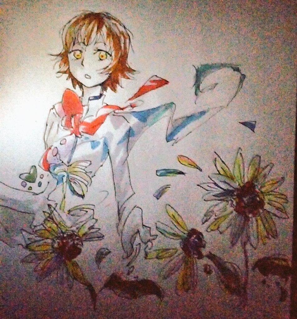 葵ずみ38℃ (@eichinohikari)さんのイラスト