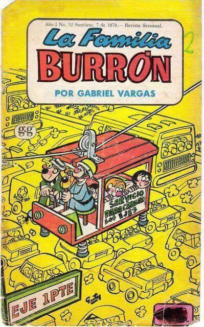 La Familia Burrón, 7 de septiembre de 1979
