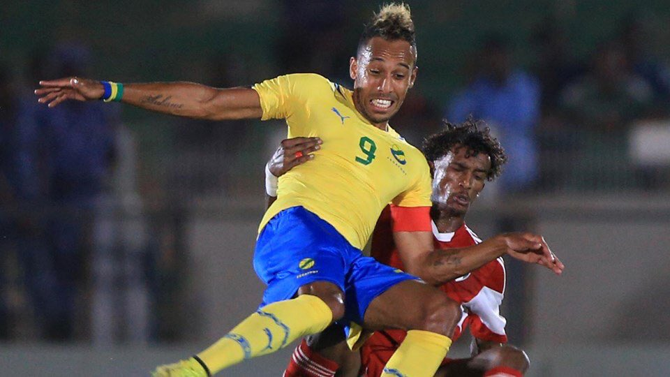 Video: Gabon vs Morocco