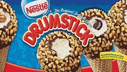 Batterio killer nei gelati confezionati della Nestlè negli USA.