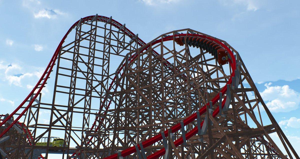NoLimits Roller Coaster Sim 🎢 on Twitter: