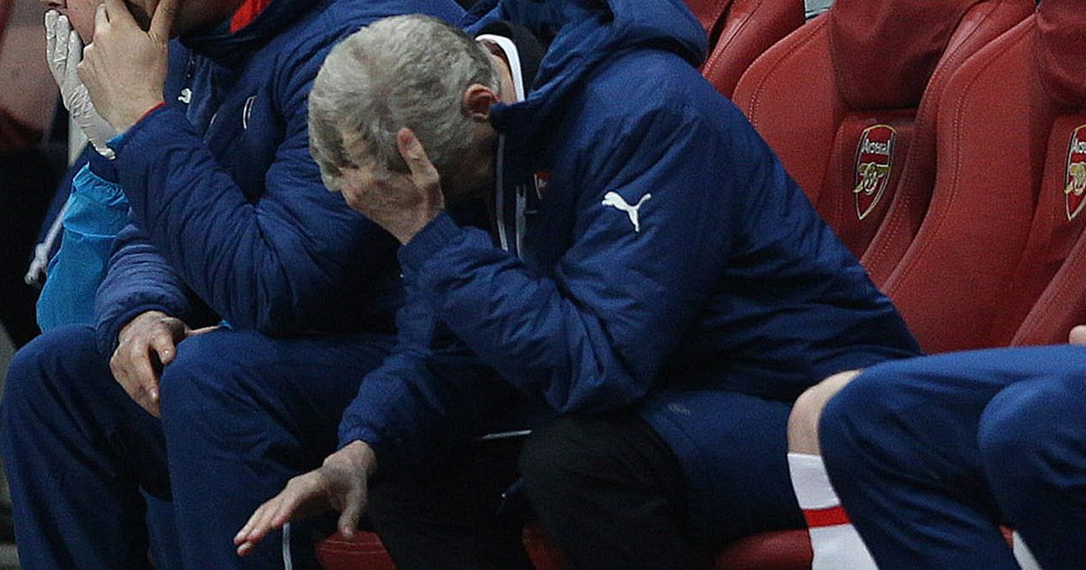 Wenger: Only player injured from Ludogorets game