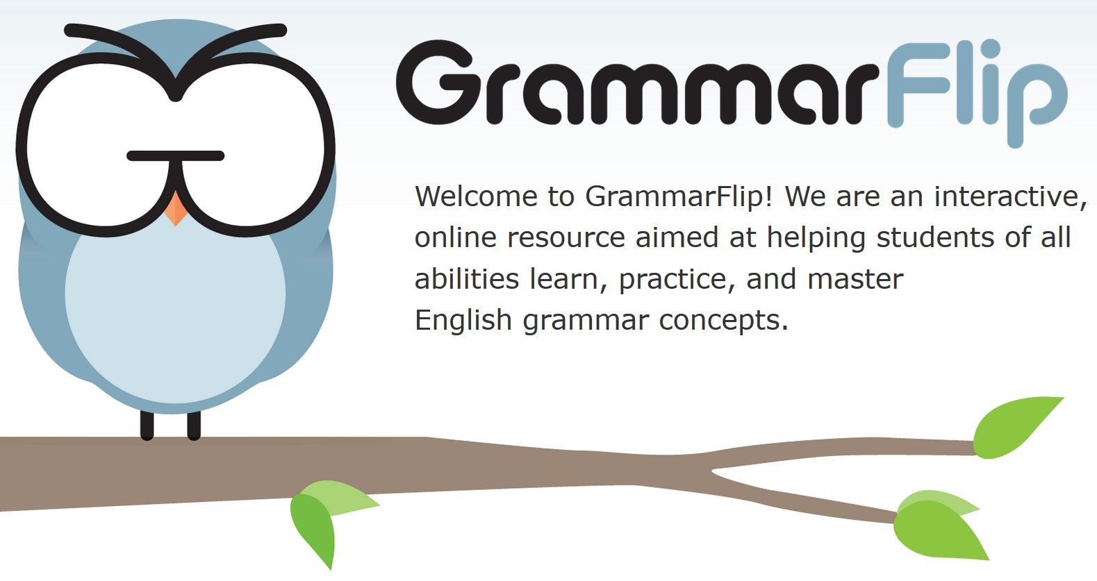 Learn from over 60 instructional videos at GrammarFlip! #edchat #engchat #ukedchat #langchat #grammar #edcamphisd #edcampmdlc #edcampcobb https://t.co/wBDl4uFGqV