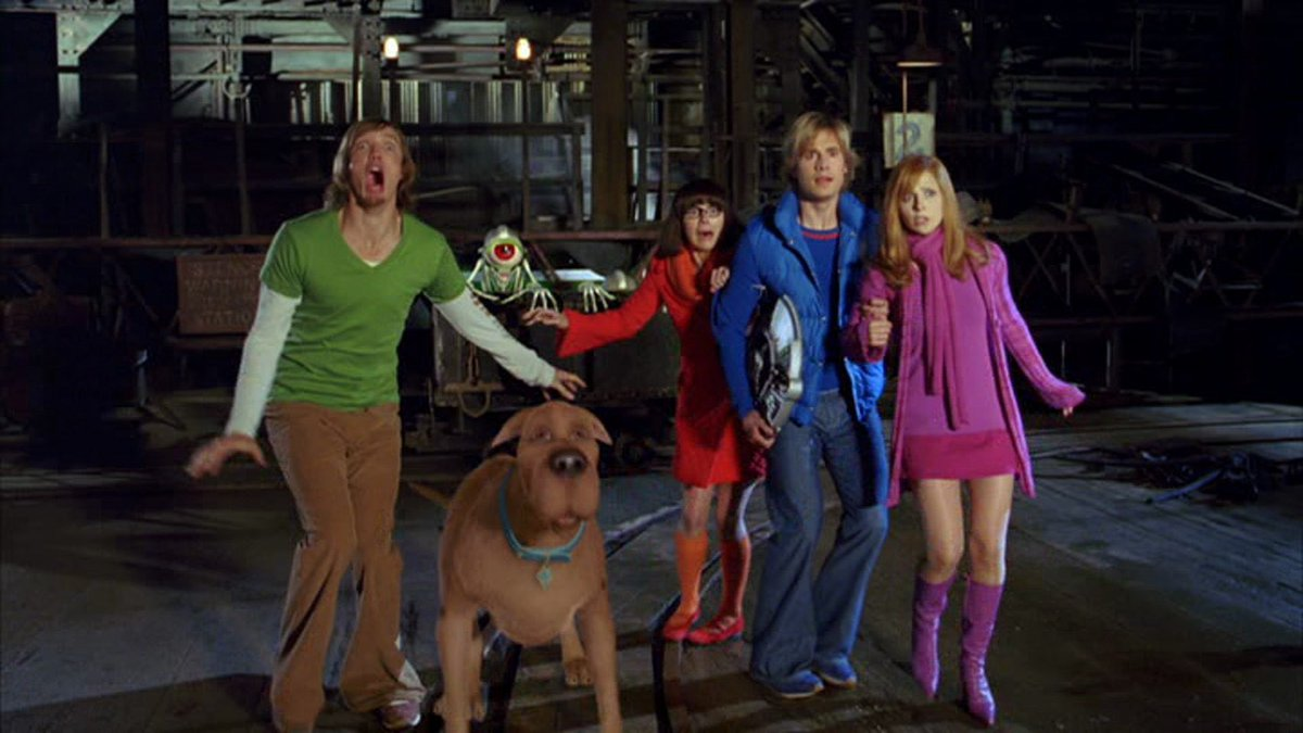 Brittany On Twitter Scooby Doo 2 Monsters Unleashed 2004 Bunch Of Awesome Monsters Crazy Special Effects Hilarious Freddie Daphne Otp Https T Co Srdkl4q3ba