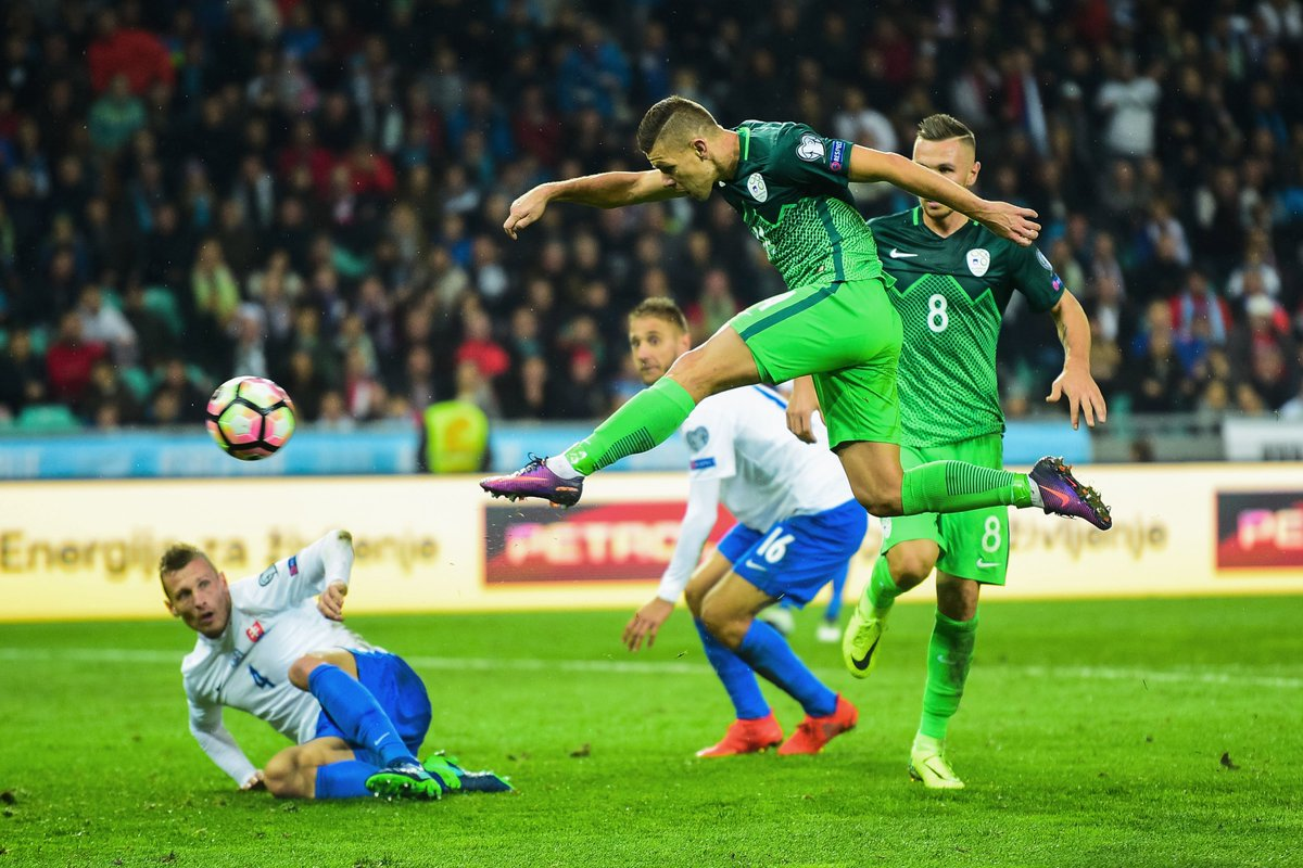 Video: Slovenia vs Slovakia