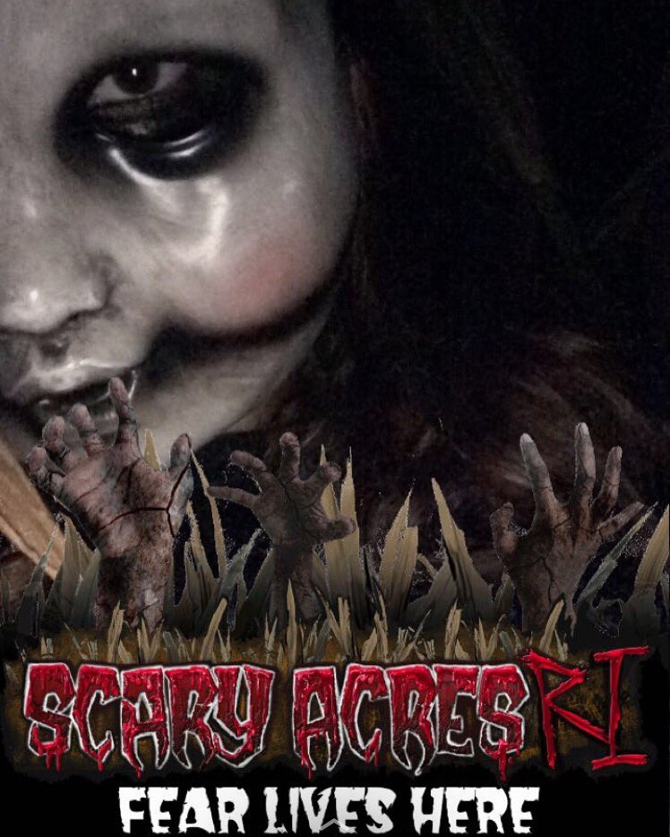 Scary Acres RI rhode island