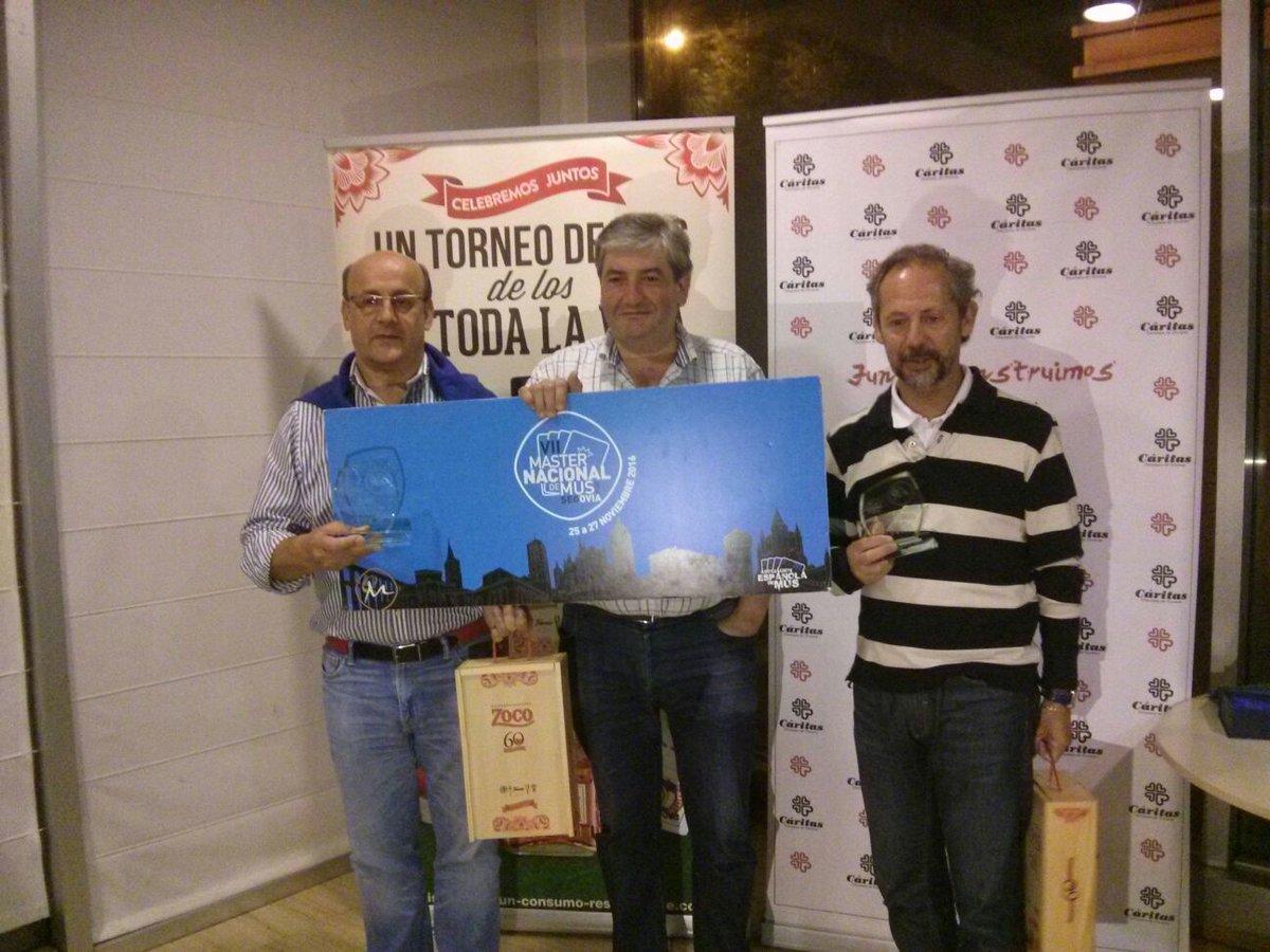 Adolfo Pérez Abellas y Juan Novoa González, Campeones del I Torneo Campus Universidad Ourense