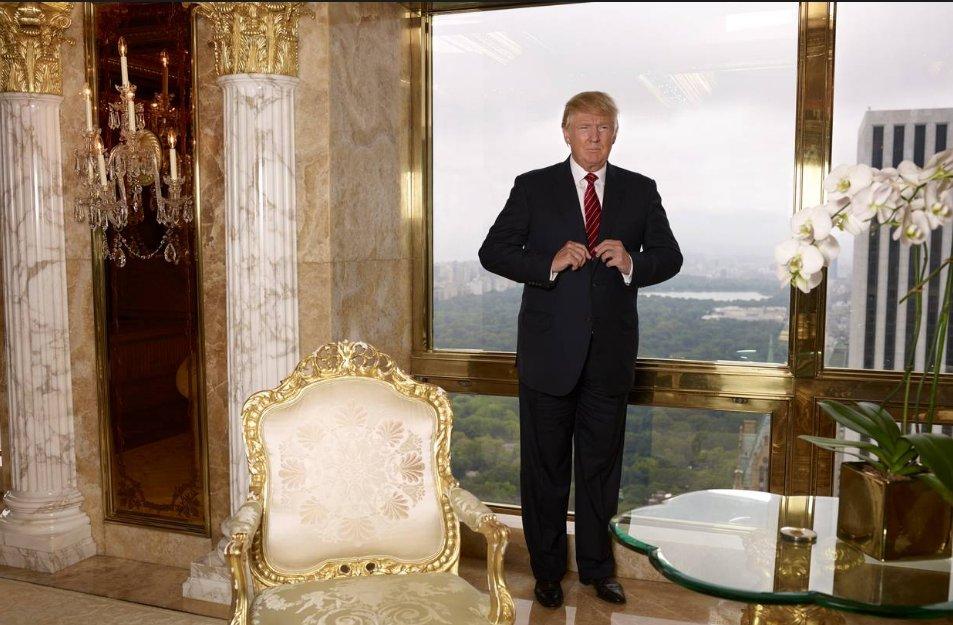 Robert Costa On Twitter Inside Trump Tower The Defiant