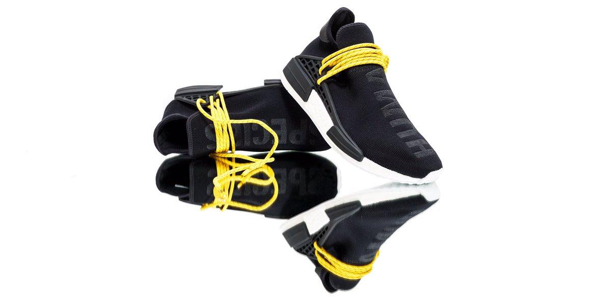 Adidas Pw Human Race Nmd Pharrell blue size 9.5 us 9 uk 43 1/3 eu
