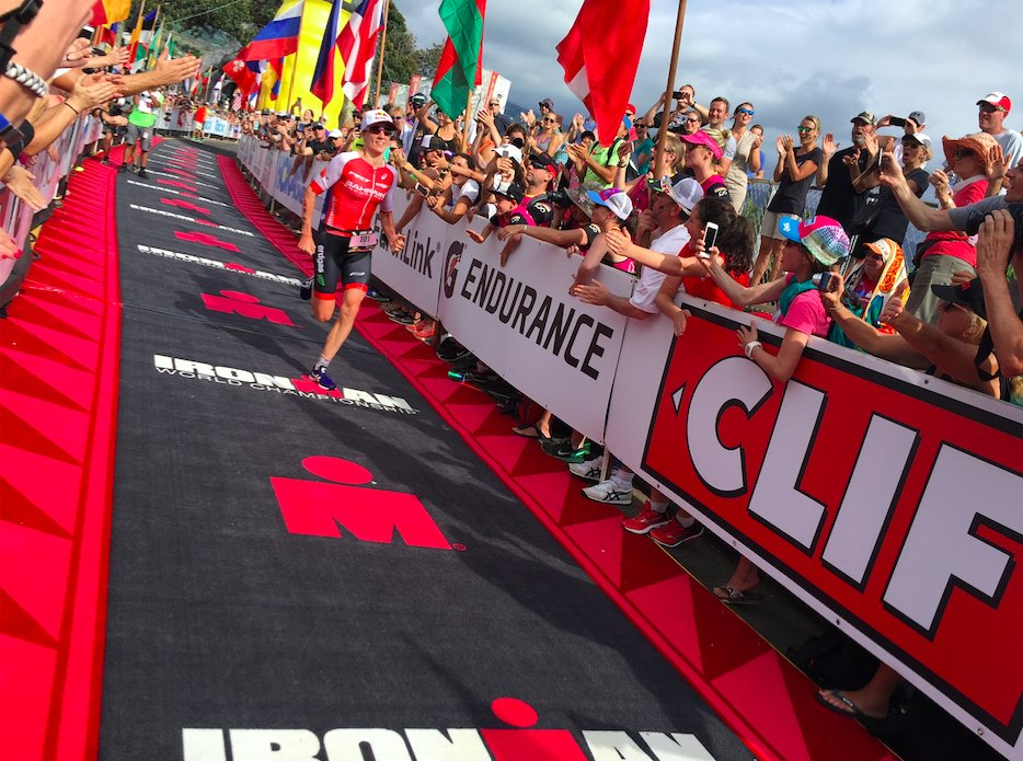 Daniela Ryf is your 2016 IRONMAN World Champion and takes the #IMKona course record! https://t.co/YnV4uJYAtx