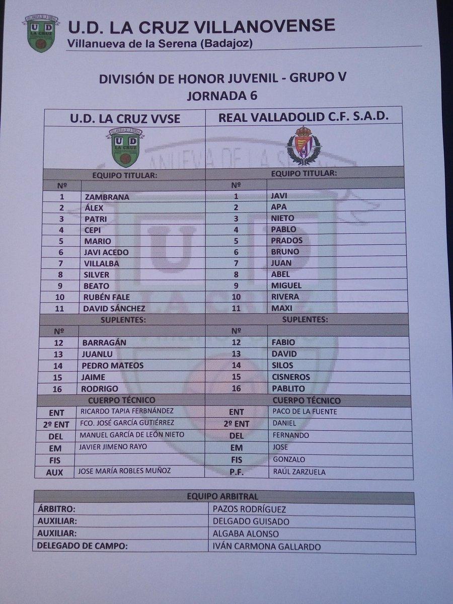 Real Valladolid Juvenil A - Temporada 2016/17 - División de Honor Grupo V - Página 5 CuUQa-nW8AAanF0