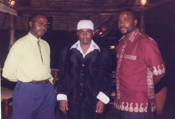 Tanzania History On Twitter Abdallah Mrisho Kushoto Akiwa Na