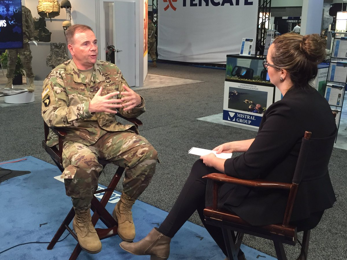 Check out our #DNTV interview with LT Gen Ben Hodges today on ABC7/WJLA Washington @defense_news @USArmyEurope @JenJudson @FedEdJill