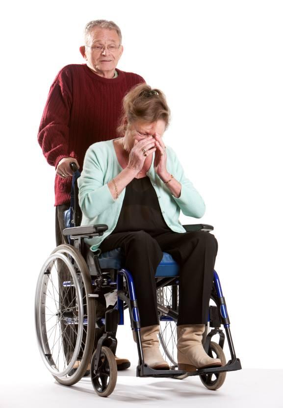 biker-petite-light-wheelchair-for-elderly-lady-basu