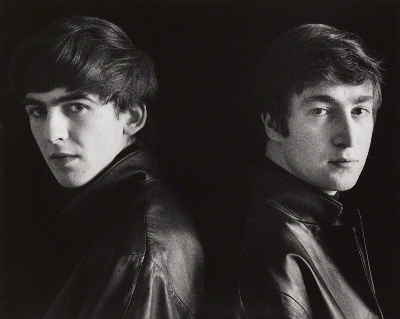 #HappyBirthday John. @johnlennon Photo: Astrid Kirchherr https://t.co/odc9qv7ziE