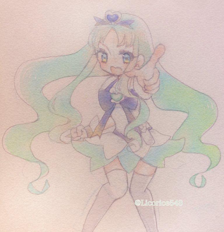 璃子 (@Licorice548)さんのイラスト