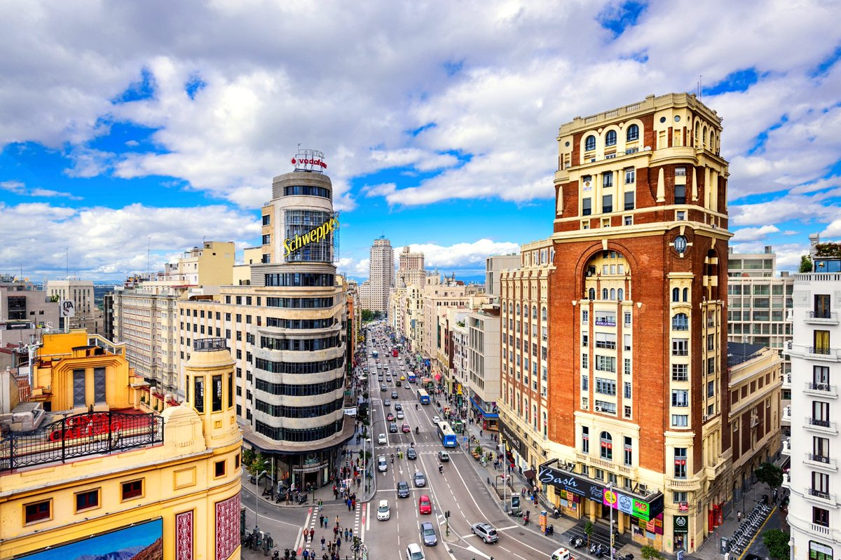 5 motivi per visitare Madrid