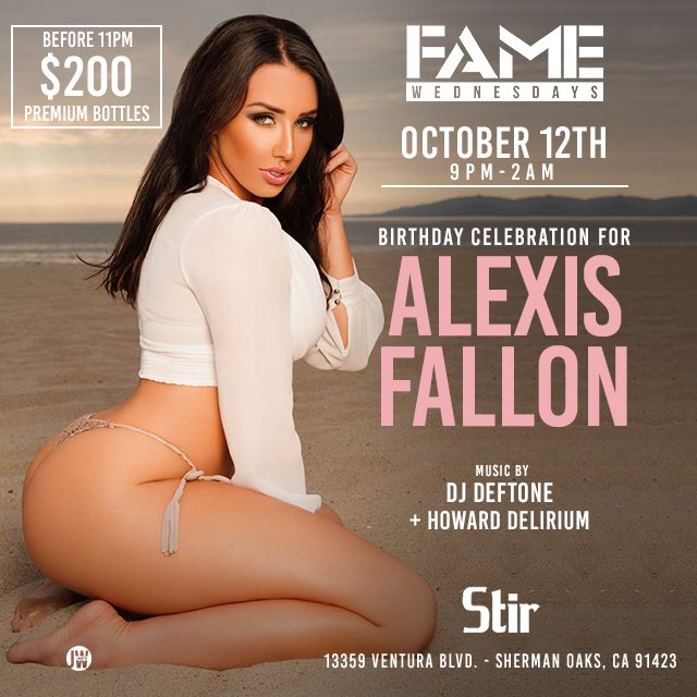 Image result for ALEXIS FALLON