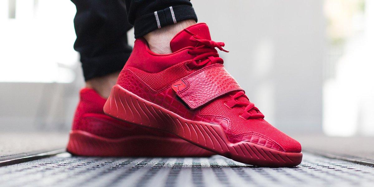 Jordan J23 - GYM RED/GYM RED-GYM RED