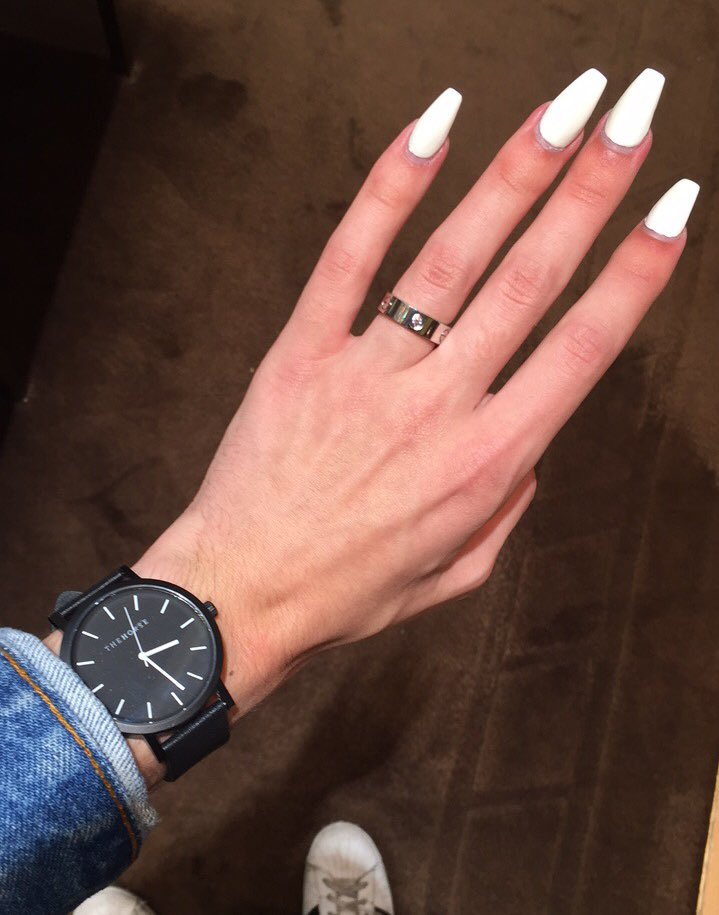 James Charles On Twitter Quot Cartier White Diamond Ring Oh