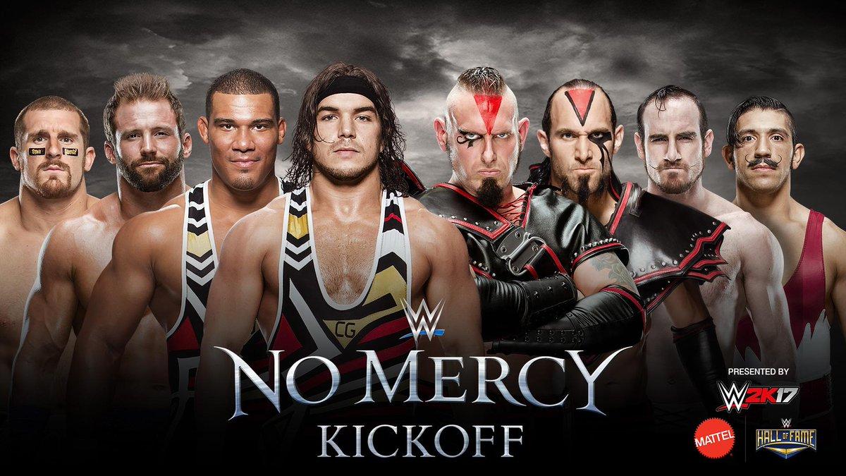 WWE No Mercy 2016: Novo combate é anunciado
