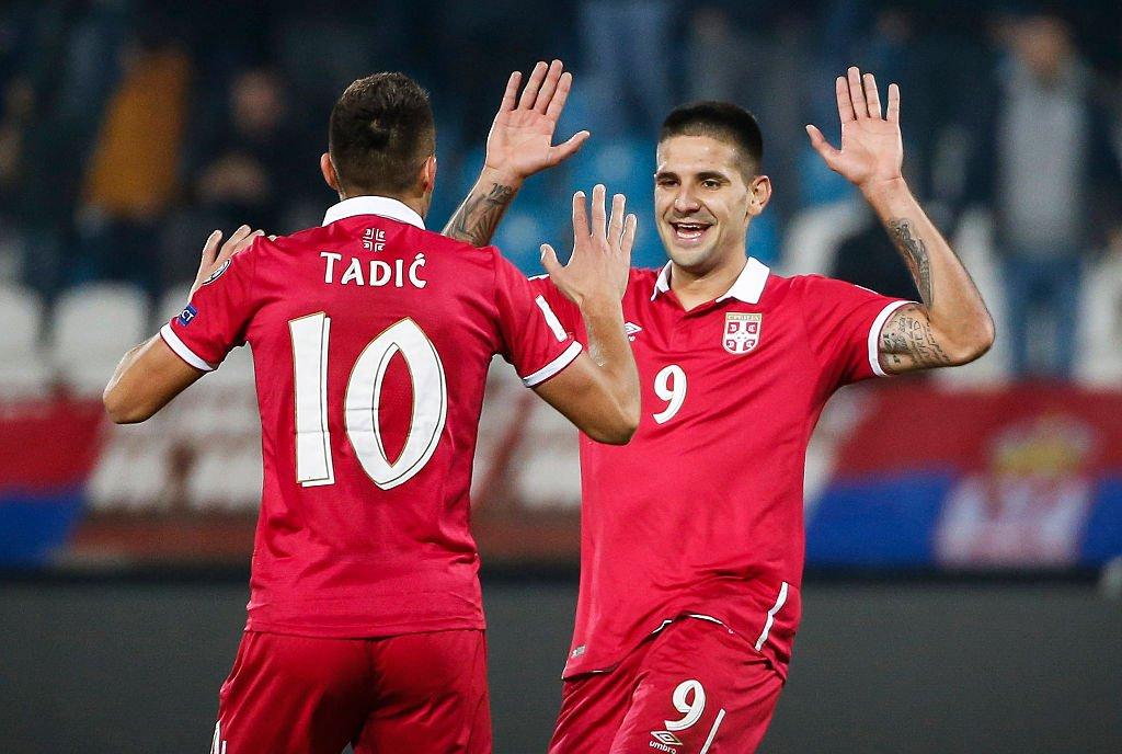Video: Serbia vs Áo